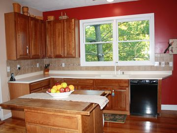 Cincinnati house rental - Kitchen