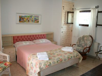 Altea villa rental - Double bedroom