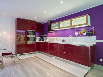 Sintra villa rental - APARTMENT - Kitchen