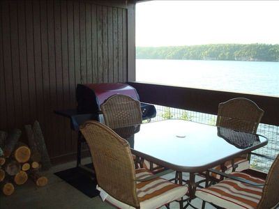 Private Deck, Main-Channel View & Propane Grill!