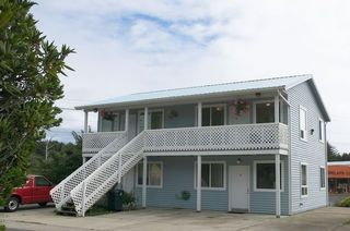 Waldport apartment rental - Outside building.