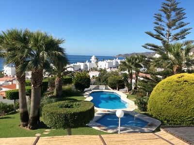 3 houses with wonderful views of sea and mountains 3 mins from beach FREE WIFI
