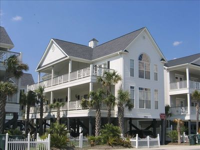 Cherry Grove Beach house rental - House Exterior