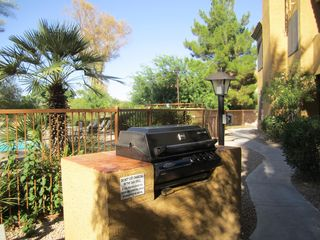 Scottsdale condo photo - One of many Gas BBQs within the complex