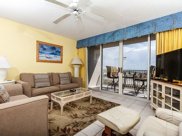Okaloosa Island condo rental - Beautiful Beach Front Condo - Enjoy your time in this beautiful beach front condo!