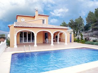 Javea villa photo
