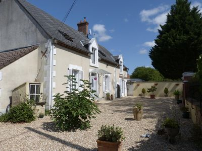Homely and spacious 3 bedroom country house with large private swimming pool
