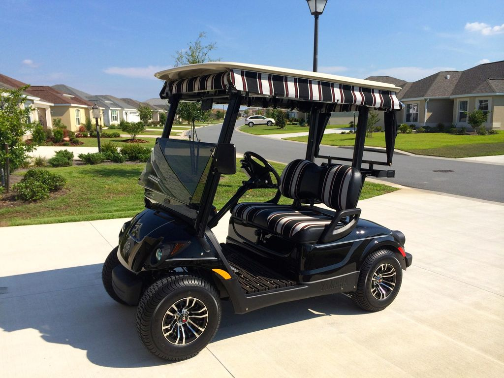 New home w golf cart unbeatable location april 2017 now for Yamaha golf cart dealers in florida