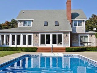 Katama house photo - Classic Katama Cape With Heated Pool