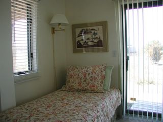 North Truro house photo - .One of the twin bedded bedrooms