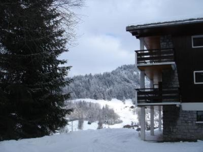 APARTMENT IN A CHALET ON SKI RUN