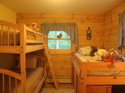 Pine room for children