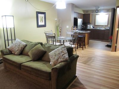 Wisconsin Dells townhome rental
