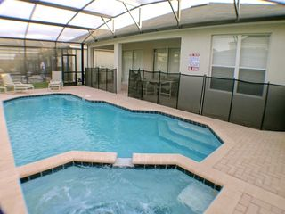 Windsor Hills villa photo - Pool & Spa