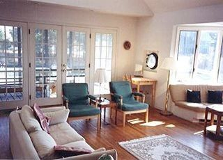 Chincoteague Island house photo - View Assateague Island from Greatroom - wi fi