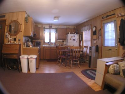 Becket cottage rental