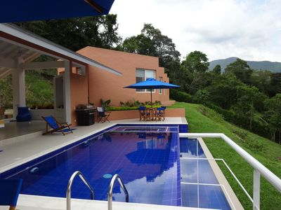 Breathtaking View, Perfect Weather To Relax Not Far From Bogota Great Value