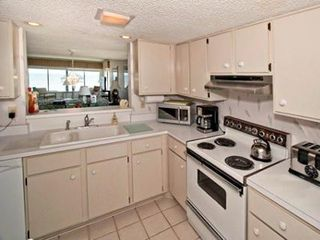 Amelia Island condo photo - Even your kitchen has an amazing ocean view!