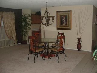 San Antonio house photo - This is one of two dining areas that we have