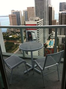 Hight Rise Large Luxury Studio with Bay and City Views in Downtown  Miami