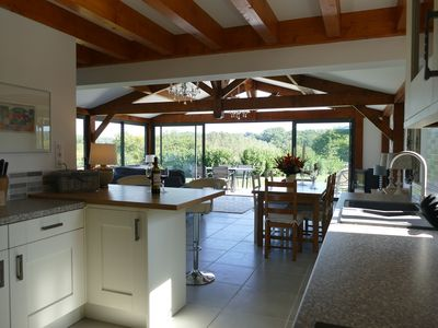 Beautifully renovated Tobacco Barn with WIFI and pool near Domme and Sarlat