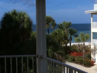 Indian Rocks Beach condo photo - View from balcony