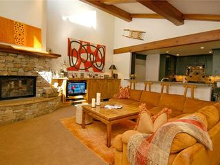 Aspen condo photo - Living Area, View #2