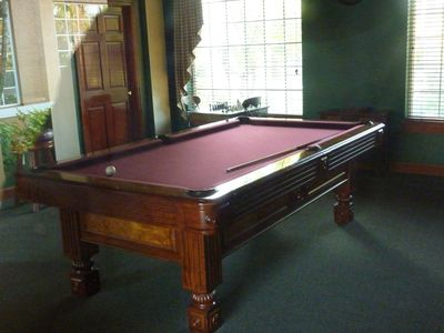 Naples condo rental - Game Room - Club House