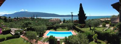 Casagarda - family holiday apartment, Lake Garda