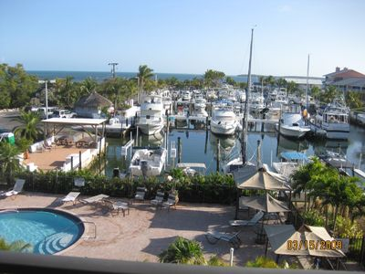 Spectacular View of the Ocean, Marina and Pool