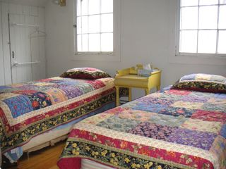 North Kingstown house photo - bedroom with two twin beds