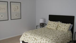 Rehoboth Beach house photo - Master Bedroom Queen Size Bed w/ Private Bath
