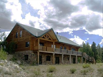 Located on 23 acres, the Colorado experience you are looking for!