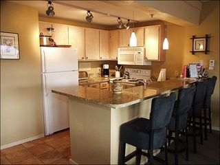 Snowmass Village condo photo - Full Kitchen with Breakfast Bar