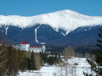 Bretton Woods & Mt. Washington
