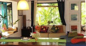 North Goa cottage rental - The 'Little Paradise Cottage' in Assagao, Goa