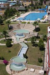 Alanya apartment photo - Great swimmingpool and waterfalls