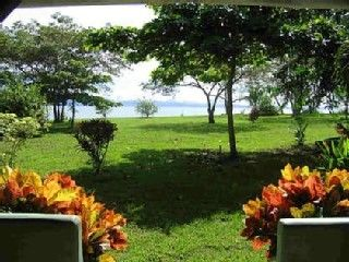Puerto Jimenez house photo - View Towards The Sea