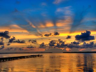 Big Pine Key house photo - SUNRISE VIEW