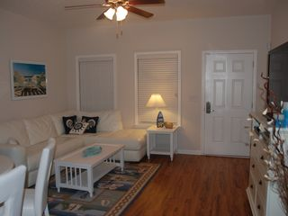 Guest Cottages townhome photo - Living room front view