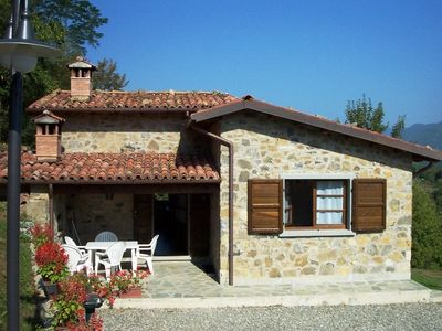 Detached,with large private pool, WIFI, stunning views, close to facilities