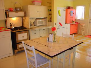 Seagrove Beach house photo - Add'l View Of Our Vintage Kitchen.