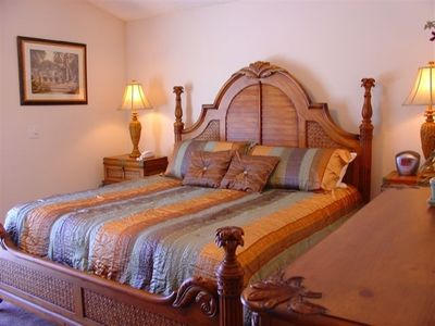 Oak Island house rental - Master Bedroom