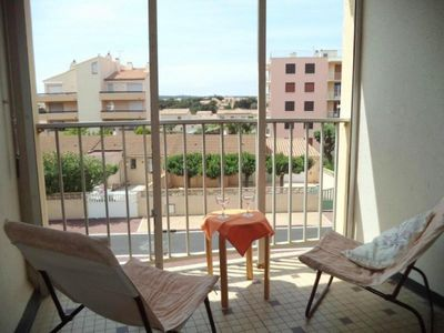 Apartment Narbonne Plage, 2 rooms, 6 people