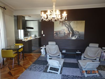 Hyper Center beautiful apartment with large terrace