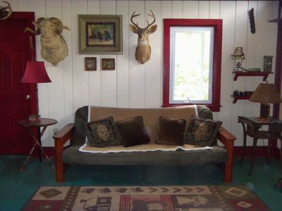 Lake Placid cottage rental