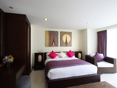 Bo Phut beach villa rental