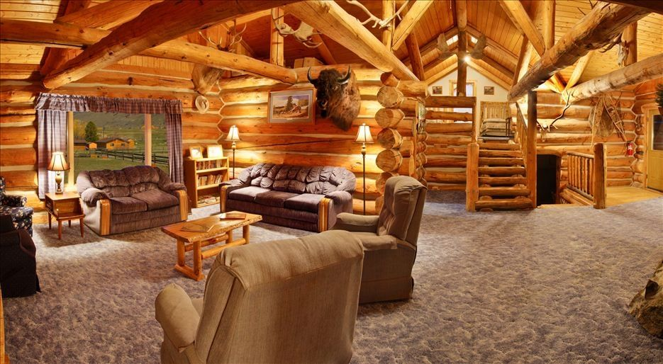 Yellowstone River Lodge-. Booking for This Fall & 2016 Sleeps 16 +