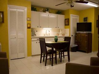 McAllen house photo - Country Suite kitchenette.