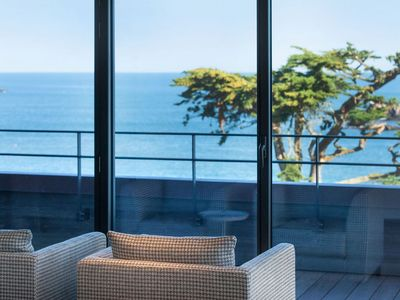 THE CHEVRETS 5 * - Luxury Residence Le Bénétin - 120 m2 sea view - privatized floor